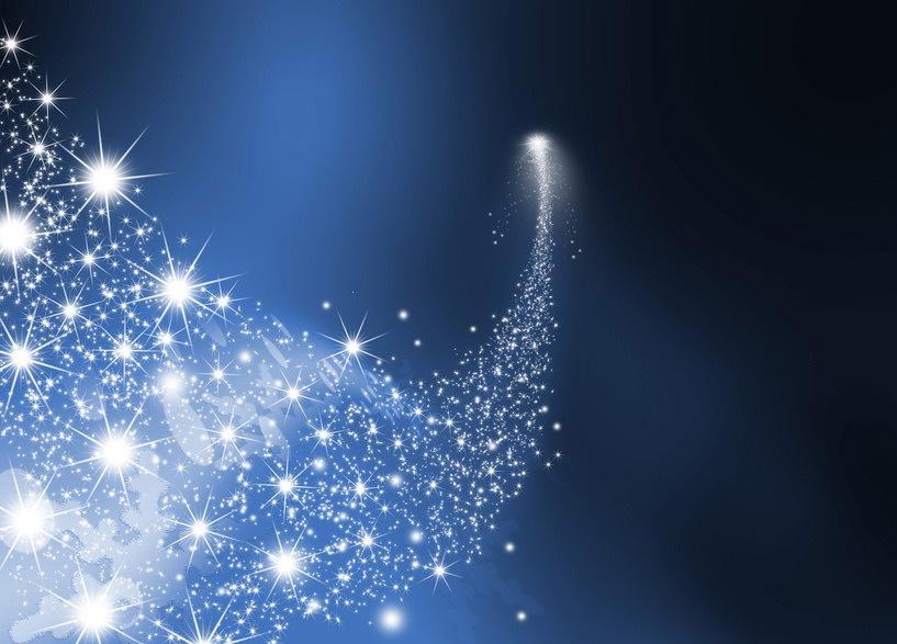 Etoiles dans le ciel lumi res d 39 amour - Etoile lumineuse noel ...